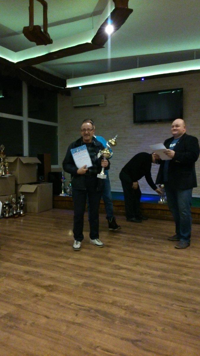 Rozdanie nagrod za wyniki lotowe w sezonie 2016 oddział Iława