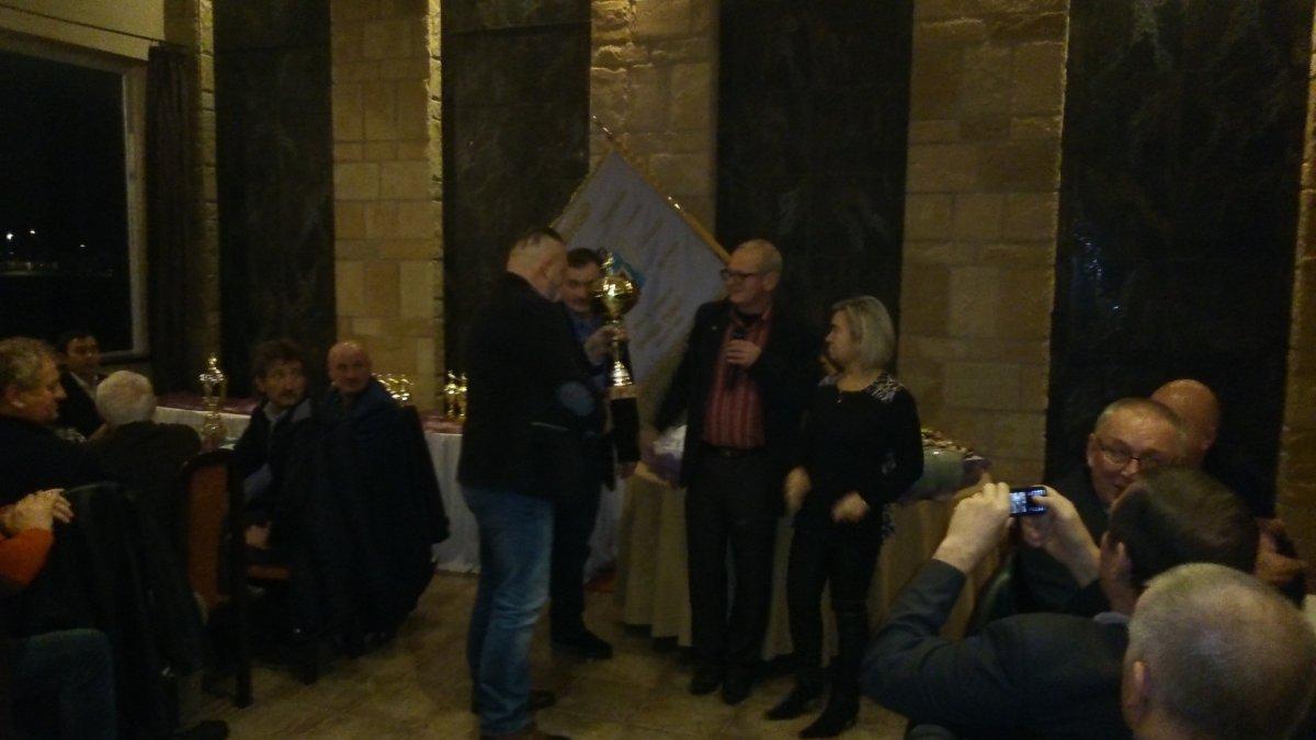 Rozdanie nagród  z lotow Jubileuszowych