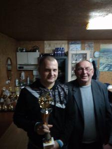 Wręczenie nagród sekcji Iława